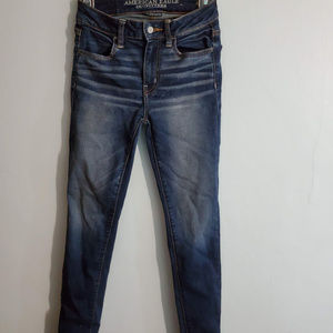 American Eagle Outfitters jeans  blue wash